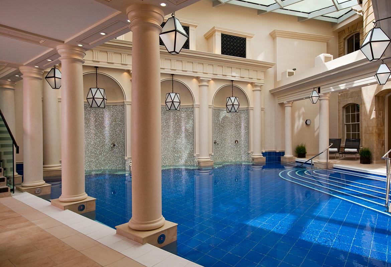 Gainsborough bath spa dalesauna for Design hotel spa