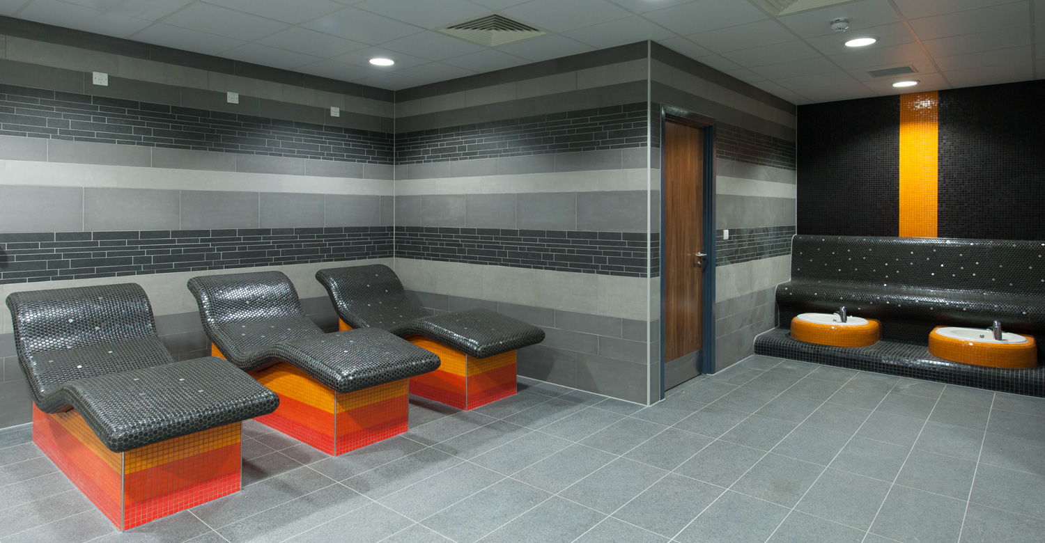 Steam Rooms. Learn More. Relaxation